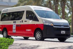 Al-Futtaim Hertz UAE - Toyota vehicles - United Trans - techxmedia