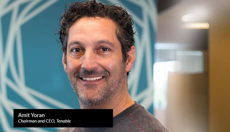 Amit-Yoran,-chairman-and-CEO,-Tenable - techxmedia