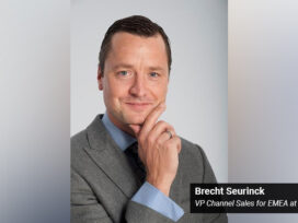 Brecht Seurinck - Vice President Channel Sales for EMEA - techxmedia