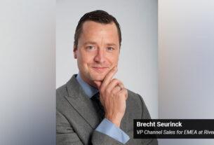 Brecht Seurinck - Vice President Channel Sales for EMEA - techxmedia