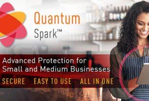 Check Point - Quantum Spar Security Gateways - SMBs - techxmedia