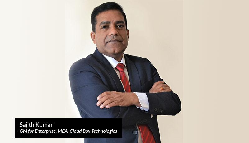 Sajith Kumar- Cloud-Box-Technologies - techxmedia
