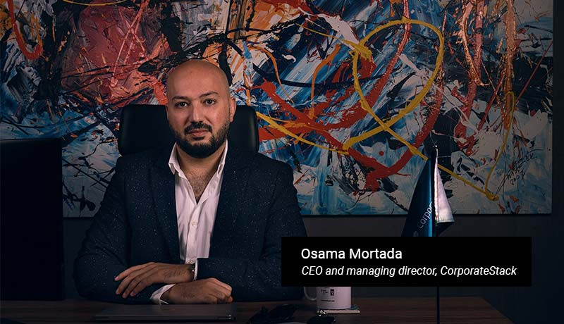 CorporateStack - strategic partnership - BasharSoft - techxmedia
