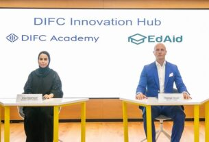 DIFC Academy - EdAid - world-class digital education - techxmedia