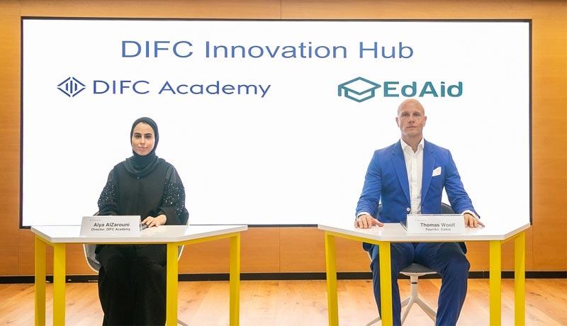 DIFC Academy - EdAid - world-class digital education - techxmedia