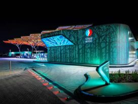 ENOC - Service Station of the Future - Expo 2020 Dubai - techxmedia