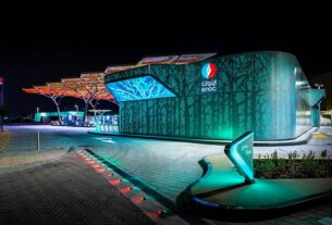 ENOC - Service Station of the Future - Expo 2020 Dubai - techxmedia