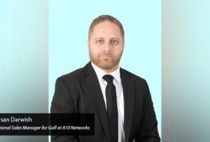 Hasan Darwish - A10 Networks - techxmedia