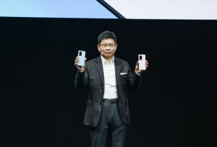 Huawei - foldable smartphone - HUAWEI Mate X2 - techxmedia