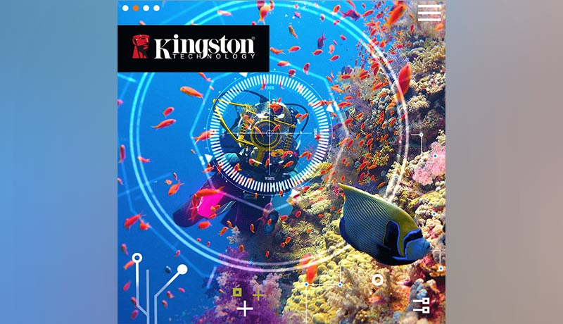 Kingston Is With You - techxmedia