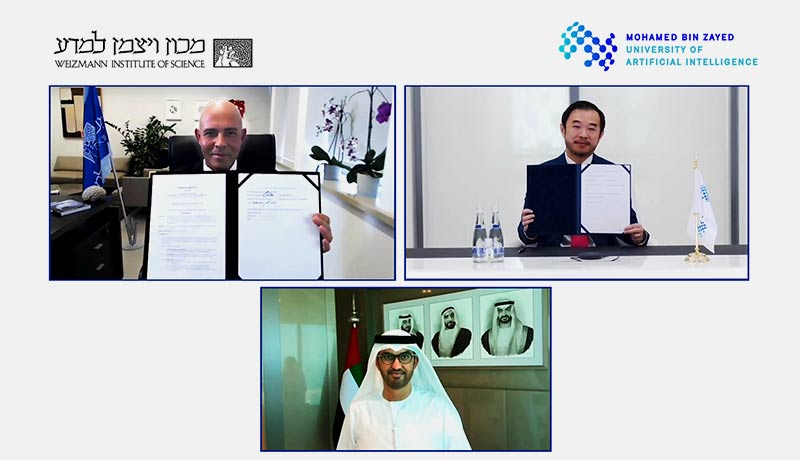 MBZUAI-and-Weizmann-Institute-of-Science-establish-joint-AI-Program - techxmedia