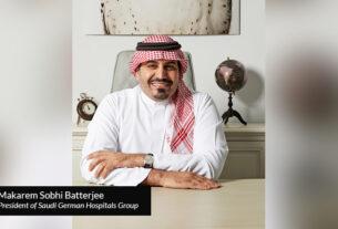 Makarem Sobhi Batterjee - Saudi German Hospitals Group- techxmedia