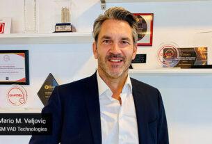 Mario M. Veljovic – GM VAD Technologies - techxmedia