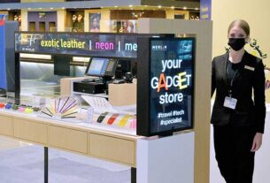 Merlin Digital - technology gadgets - Dubai Duty Free - techxmedia