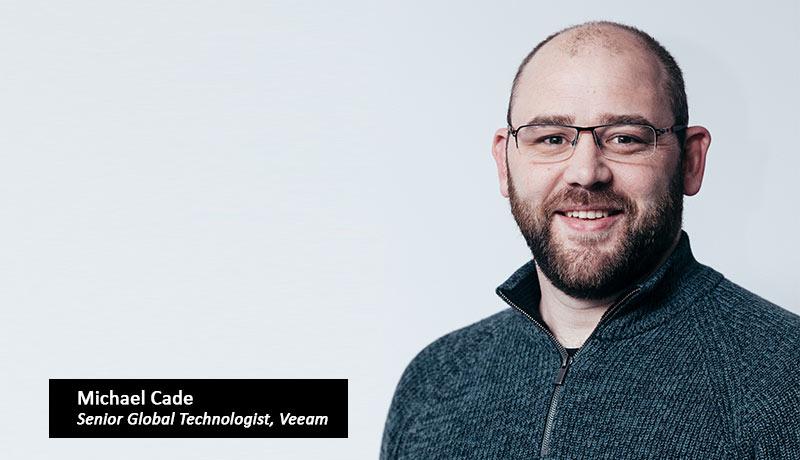 Michael-Cade,-Senior-Global-Technologist,-Veeam - techxmedia