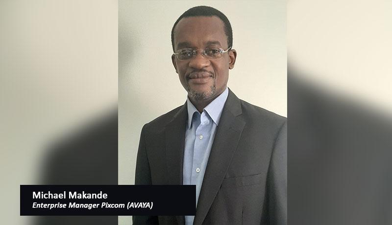 Michael-Makande,-Enterprise-Manager-Pixcom-(AVAYA) - Safer Internet - Pixcom expert - TECHx