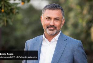 Nikesh Arora - chairman and CEO - Palo Alto Networks - TECHXMEDIA