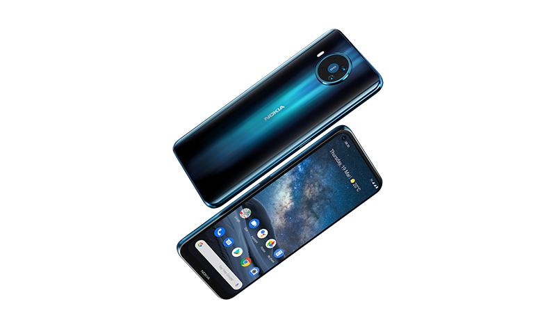 Nokia 8.3 5G - Android 11 - techxmedia