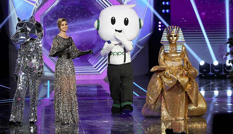 OPPO - winners - #FameOPPOrtunity - Masked Singer- techxmedia