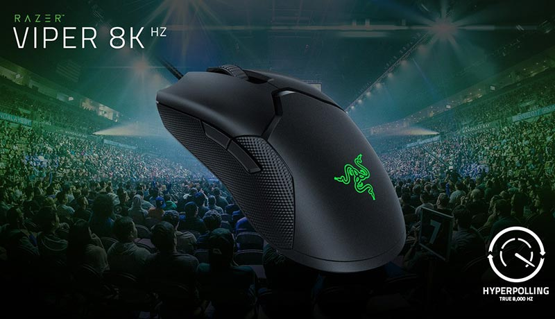 RAZER - mouse - Hyperpolling Technology - techxmedia