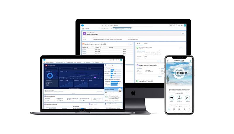 Salesforce - Loyalty Management - customer loyalty experiences - techxmedia
