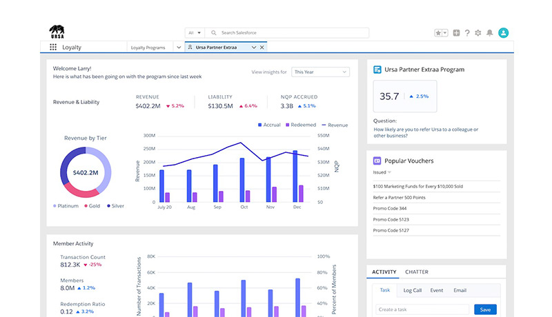 Salesforce - Loyalty Management - techxmedia