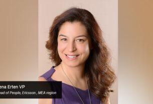 Sena Erten - joins - Ericsson - VP - Head of People - MEA region - techxmedia