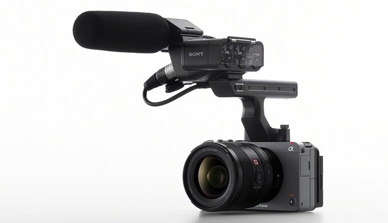 Sony launches FX3 full-frame camera - techxmedia