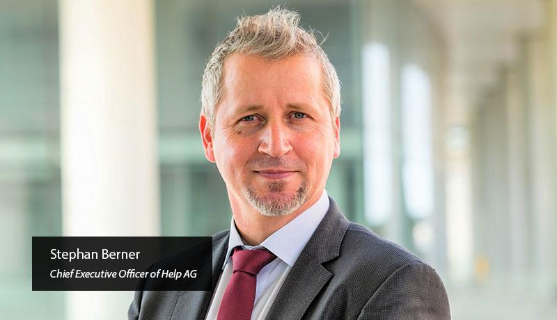 Stephan Berner - CEO - Help AG - techxmedia