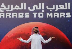 UAE makes history - Hope Prob - Mars - TECHx