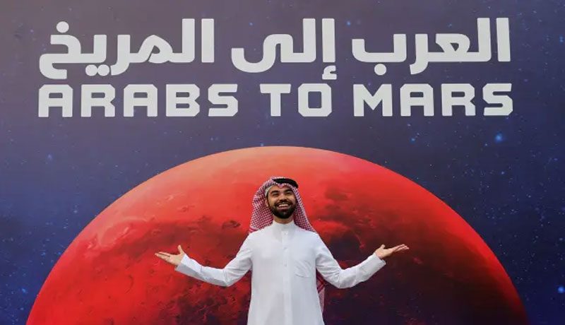 UAE makes history - Hope Prob - Mars - TECHx