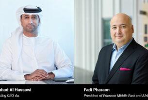 UAE's du - Ericsson - 5G RAN - TECHXMEDIA