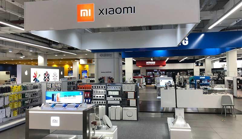 Xiaomi Products - Sharaf DG stores - UAE - techxmedia
