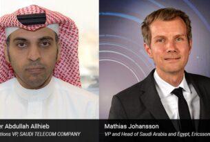 Saudi Telecom Company - stc - Ericsson - Managed Services Provider - KSA - techxmedia