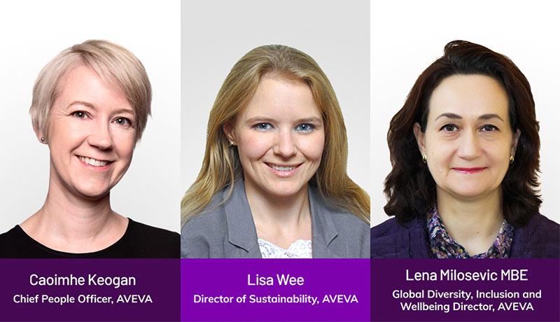 AVEVA - senior hires to lead employee experience - techxmedia