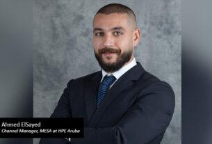 Ahmed-ElSayed-MESA-at-HPE-Aruba -techxmedia