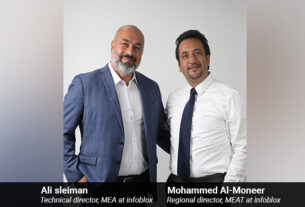 Ali Sleiman - Infoblox - Mohammed Al-Moneer - techxmedia