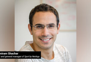 Amiram Shachar- vice president - general manager- NetApp - techxmedia