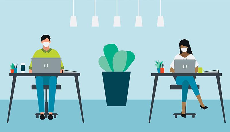 Aruba - Edge - IoT solutions - workplace safety - techxmedia