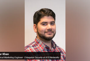 Babur Khan- Technical Marketing Engineer - Enterprise Security - A10 Networks - techxmedia