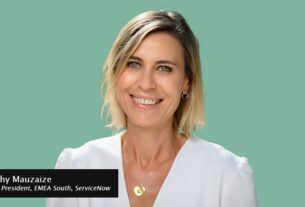 Cathy Mauzaize -Vice President-servicenow -techxmedia.