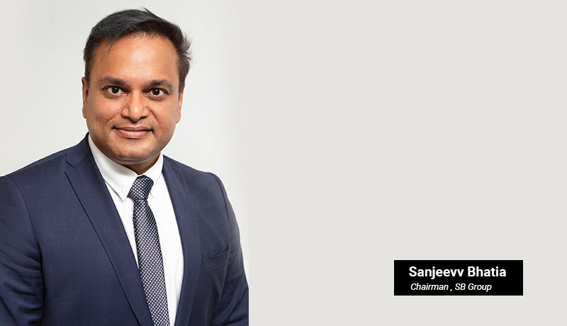 Chairman - SB Group- Sanjeevv Bhatia - techxmedia