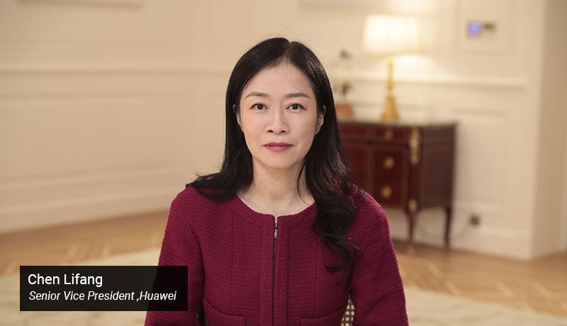 Chen Lifang - Huawei - Senior Vice President - techxmedia