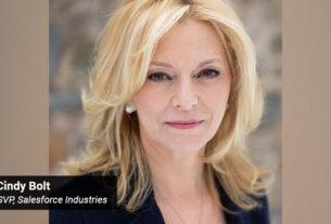 Cindy Bolt - SVP- Salesforce Industries - techxmedia