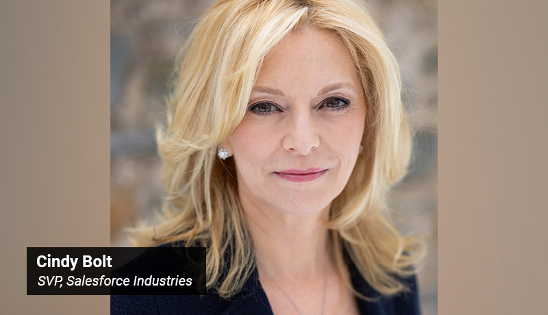 Cindy Bolt - SVP- Salesforce Industries - techxmedia