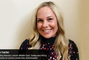Claire Carter – Marketing Director- Lenovo - Women in Tech - International Women's Day - techxmedia