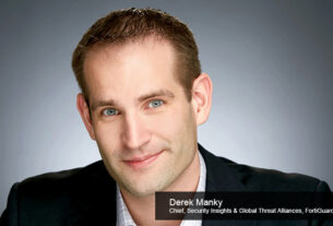 Derek-Manky-Chief-Security-Insights-Global-Threat-Alliances-FortiGuard-Labs - techxmedia
