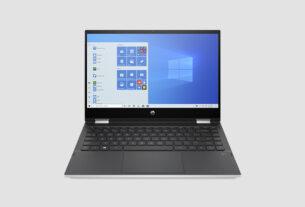 HP launched - Pavilion x360 14 - laptop - techxmedia