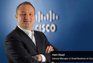 Hani Raad - General Manager - Small Business at Cisco MEA - techxmedia