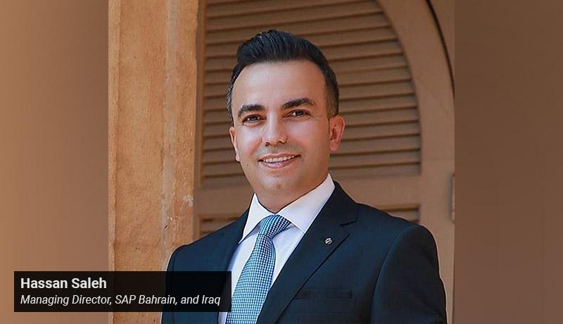 Hassan Saleh - Managing Director- SAP Bahrain and Iraq - techxmedia